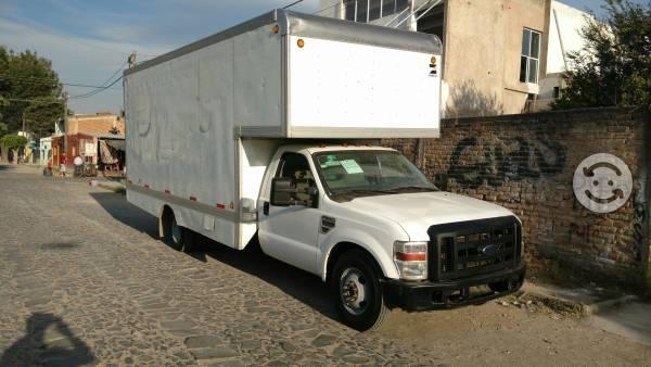 camiones de mudanza extra larga